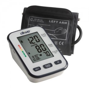 Drive Automatic Deluxe Blood Pressure Monitor, Upper Arm