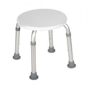 Drive Adjustable Height Bath Stool