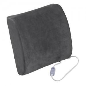 Drive Comfort Touch Heated Lumbar Support Cushion