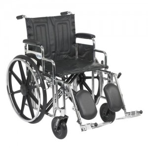 Drive Sentra Extra Heavy Duty Wheelchair
