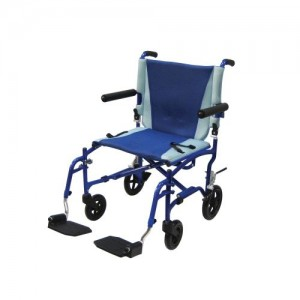 Drive TranSport Aluminum Transport Wheelchair