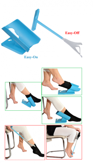 Easy On / Easy Off Sock Aid Kit