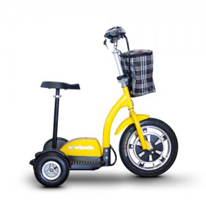 eWheels EW-18Y Yellow Scooter