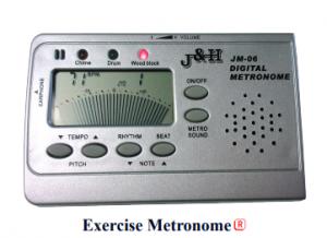 Exercise Metronome