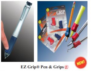 EZ Grip Pen & Grips