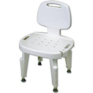 Maddak Bath Safe Adjustable Shower Seat