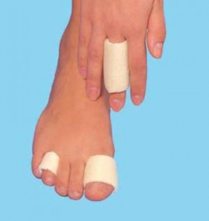 Tubular Finger and Toe Protective Bandage by Hermell