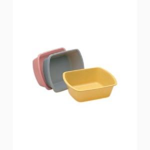 Premium Plastics Wash Basin 6 Quart Rectangle