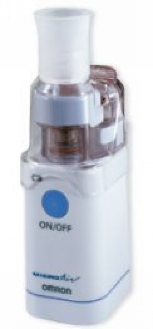 Omron MicroAir Vibrating Mesh Nebulizer System with Video