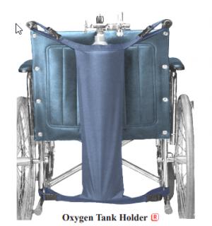 Oxygen Tank Holder