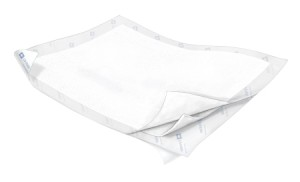 Covidien WINGS Quilted PREMIUM STRENGTH Disposable Underpads Maximum Absorbency