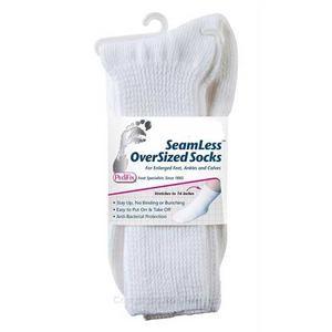 Oversized SeamLess Socks by Pedifix