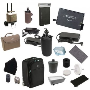 Respironics Replacement Parts & Accessories for the SimplyGo Oxygen Concentrator