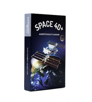 Space 4D+ eFlashcards