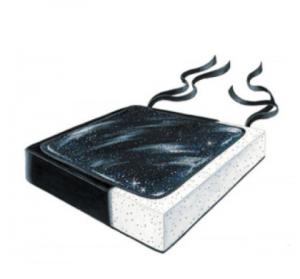 Night Gel-Foam Cushion