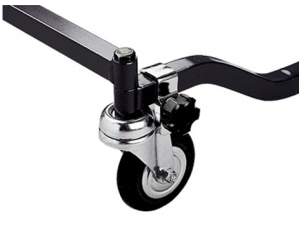 Drive Swivel Wheel Locking Brackets