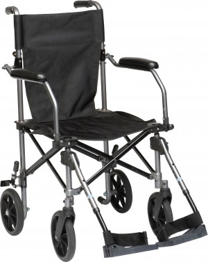 Drive Travelite Transport Chair in a Bag