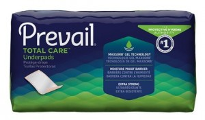 First Quality PREVAIL Super Absorbent Disposable Underpad