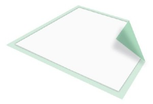 Regular Disposable Underpad - Moderate Absorbency by McKesson