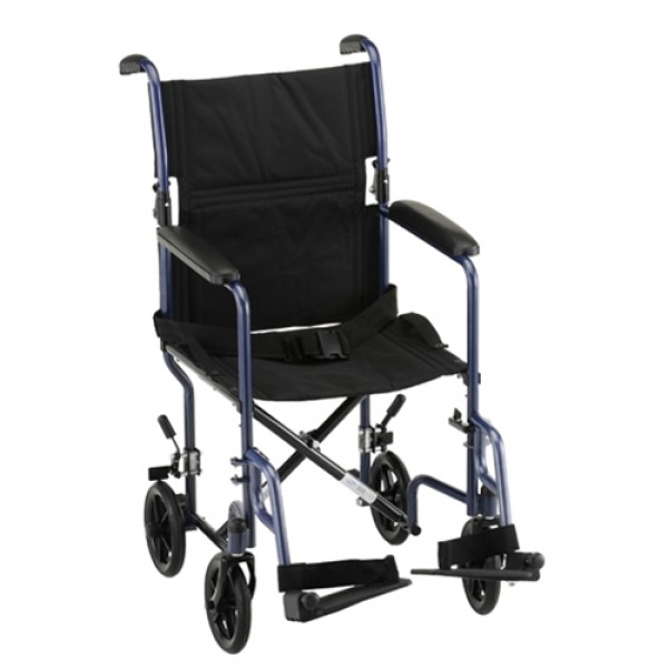 Nova Comet Transport Wheelchair