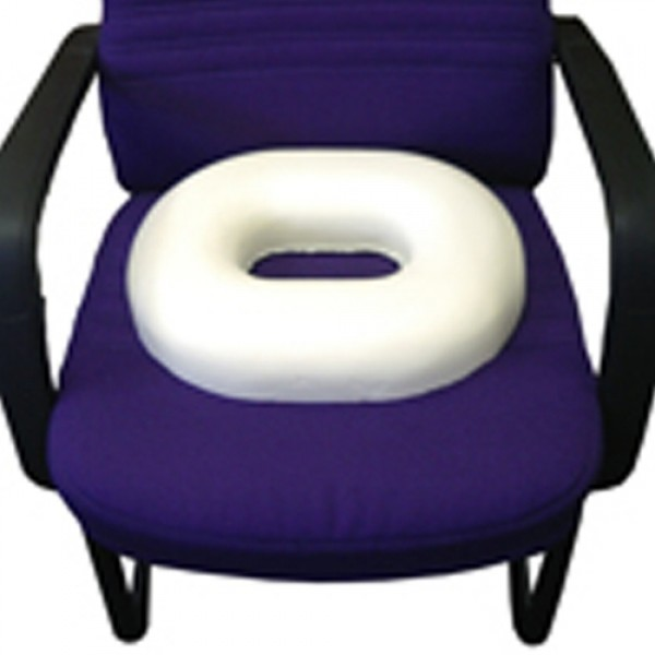 Carex Foam Perineal Donut Cushion