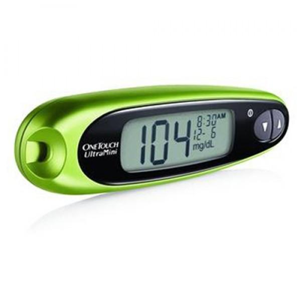 OneTouch UltraMini Blood Glucose Meter