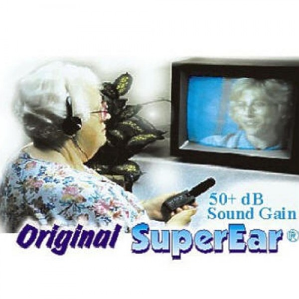 Sonic Super Ear SE4000 Personal Sound Amplifier