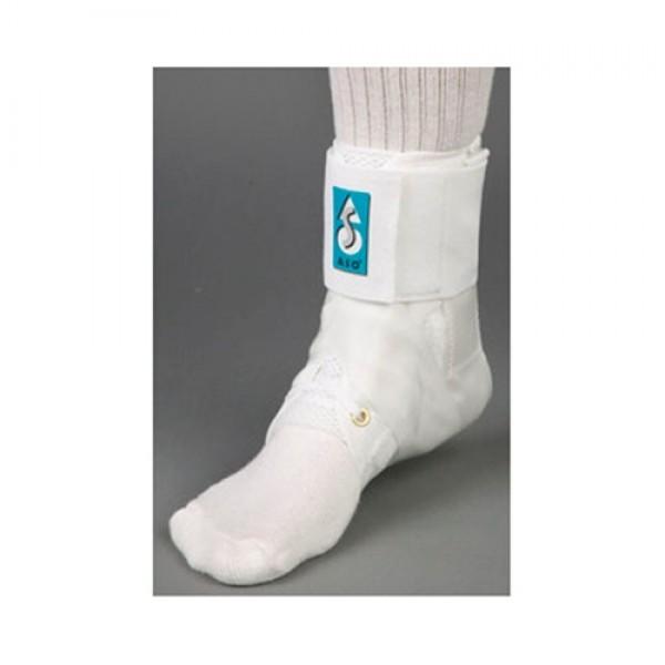 Med Spec ASO White Ankle Brace Stabilizer