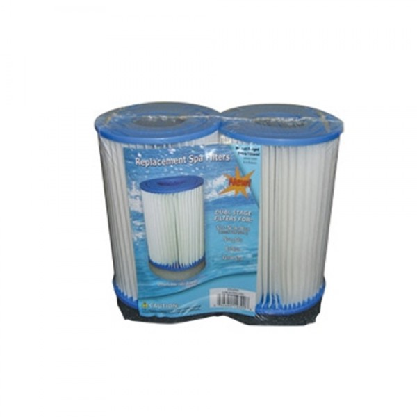Spa2Go or Spa-N-A-Box Portable Spa Replacement Filters