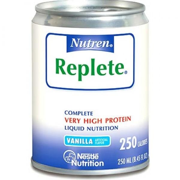 Nestle Replete Complete High Protein Liquid Nutrition