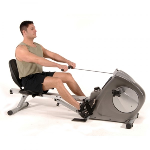 Stamina EMR Conversion II Recumbent Bike Rower