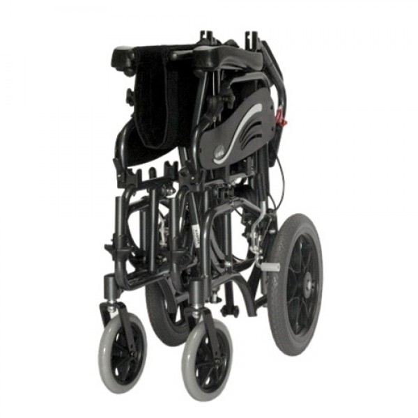 Karman Healthcare VIP Tilt-In-Space Transport Wheelchair