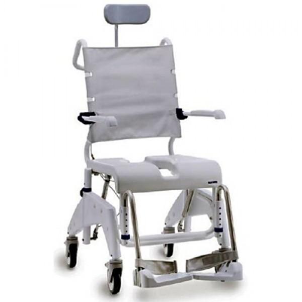Aquatec Oceanvip Tilt In Space Shower Commode Chair
