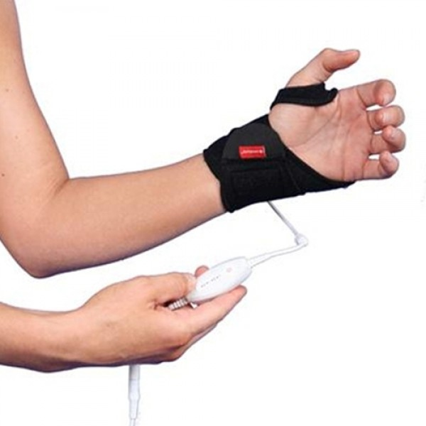 Venture Heat At-Home FIR Infrared Heated Wrist Wrap