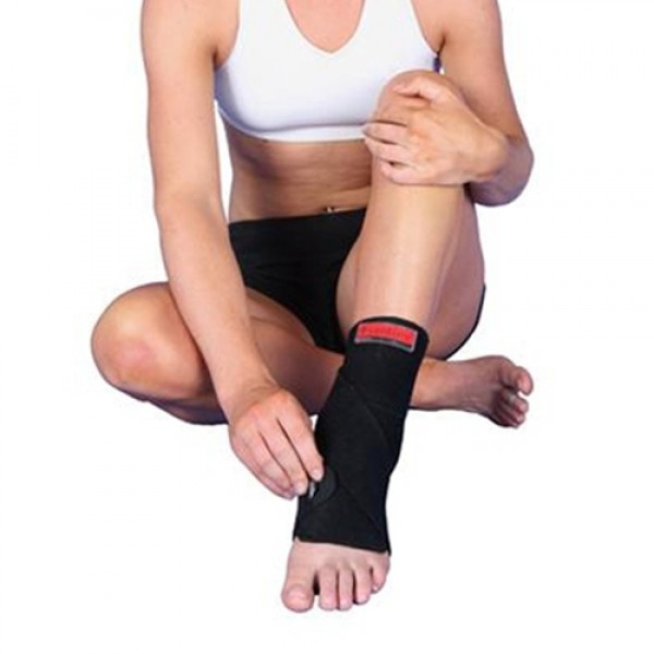 Venture Heat At-Home FIR Infrared Heated Ankle Wrap