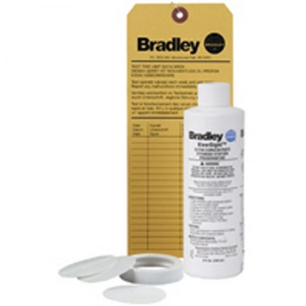 Bradley On-Site Gravity Fed Eyewash Station