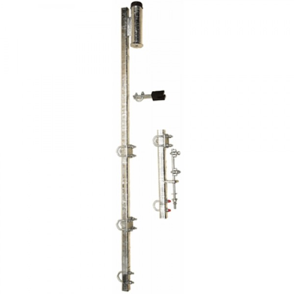 DBI SALA  Lad-Saf  Ladder Safety System