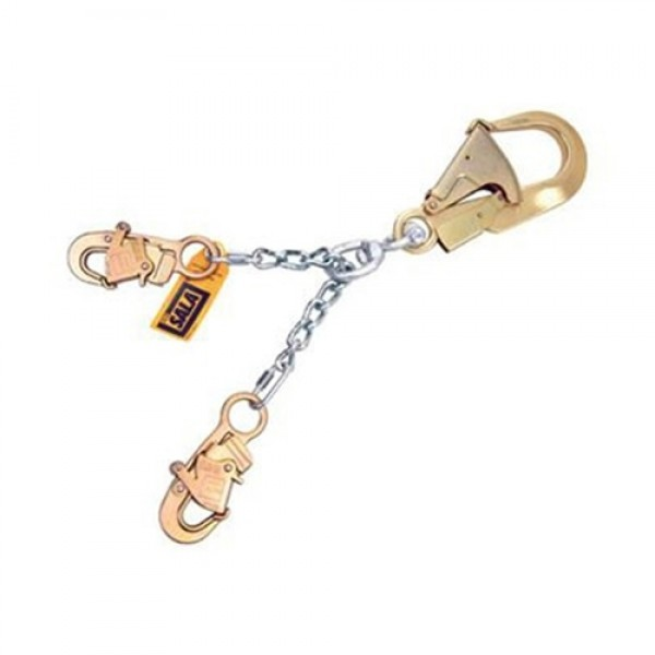 DBI Sala Twist Link Chain Rebar Lanyard