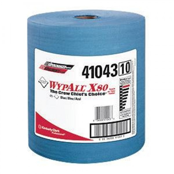Kimberly-Clark  WYPALL  X80 SHOPPRO  Jumbo Roll Shop Towels