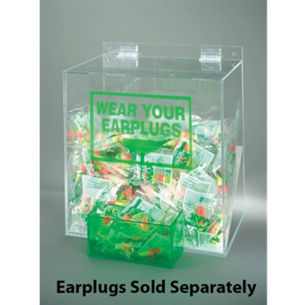Radnor  Small Earplug Dispenser (Earplugs Sold Separately)
