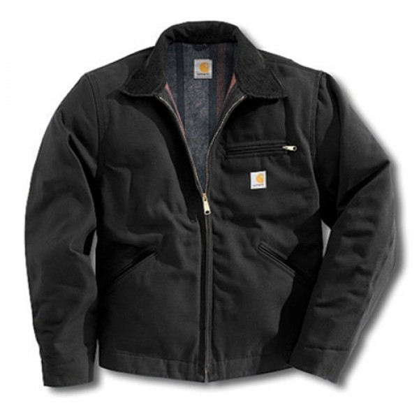 Carhartt  Blanket Lined Duck Detroit Jacket