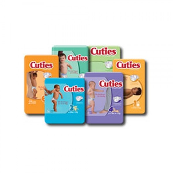 First Quality Cuties Baby Diapers