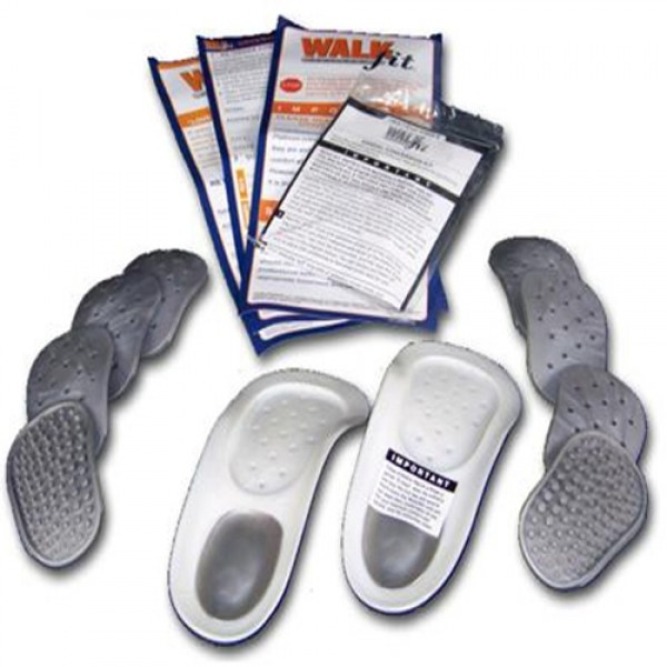 WalkFit Platinum Orthotic Shoe Insoles