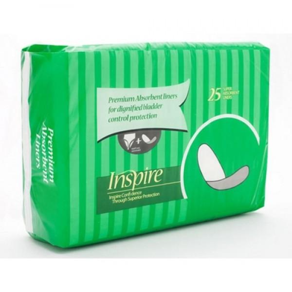 Inspire Premium Absorbent Liners