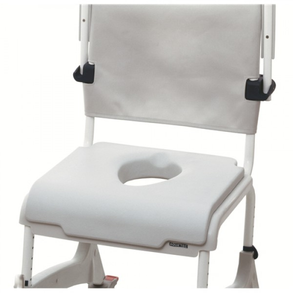 Aquatec Ocean Shower Transport Chair Commode