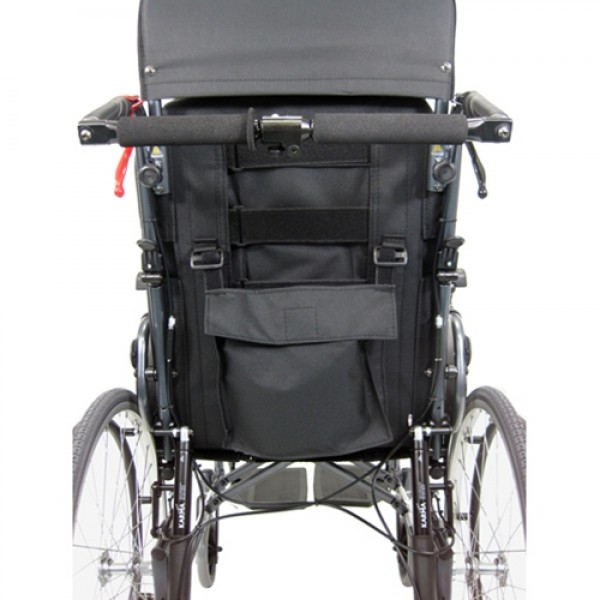 Karman Healthcare MVP-502 Ergonomic Reclining Wheelchair
