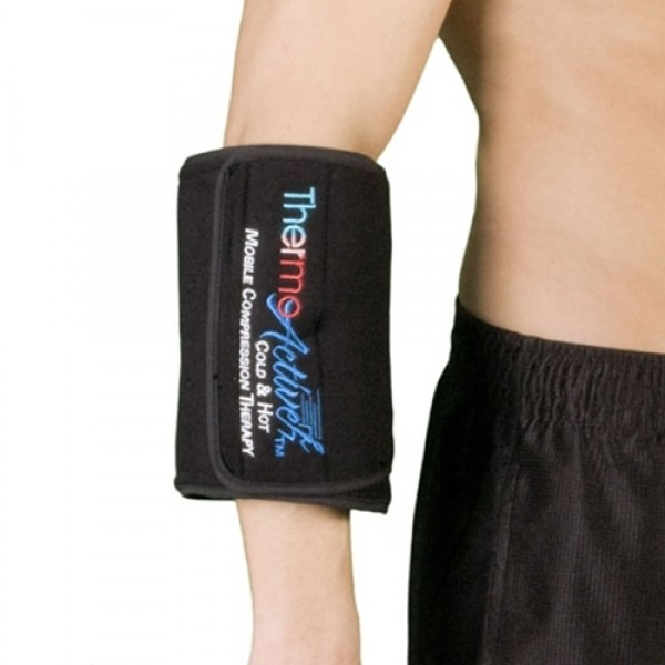 ThermoActive Hot and Cold Shin Compression Therapy Wrap