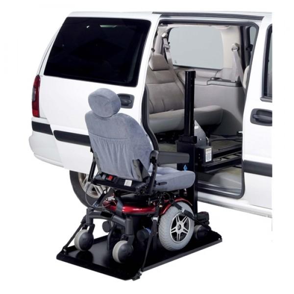 Harmar Mobility AL690 Side Door Hybrid Platform Lift