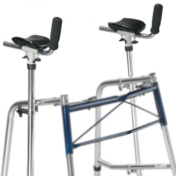 Forearm Platform Attachment for Wenzelite Glider Walker 1 pair