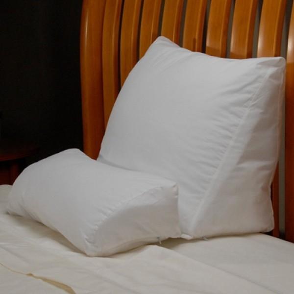 Contour 4-Way Wedge Flip Pillow